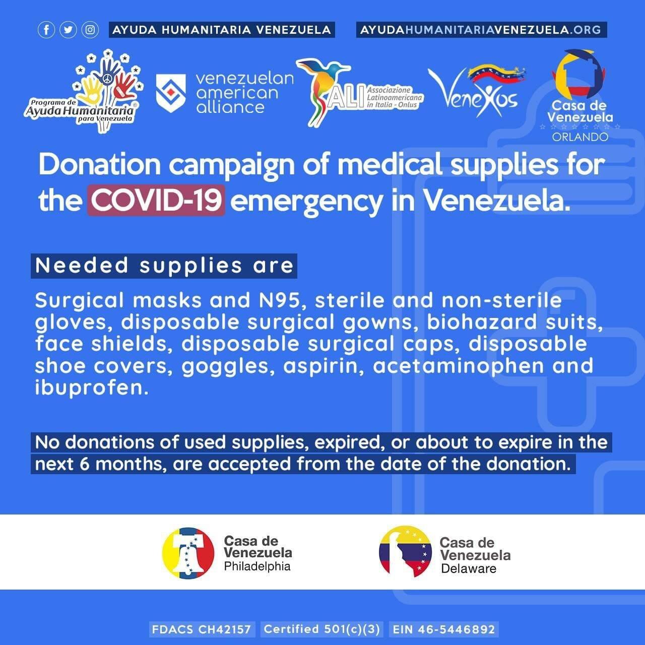 Paliar la COVID-19 en Venezuela - El Sol Latino
