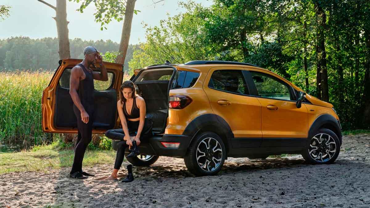Ford EcoSport Active - El Sol Latino