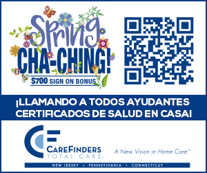 CareFinders Total Care- Spring Cha-Ching Event