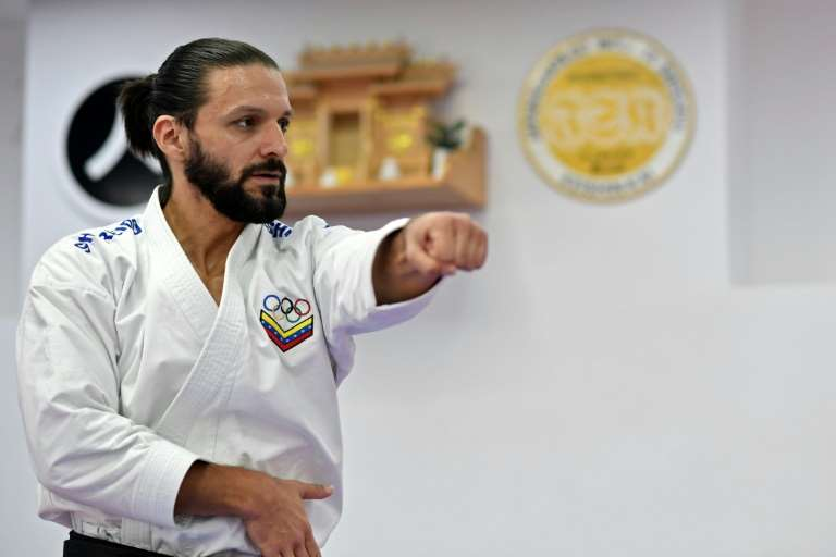 venezolano-karate