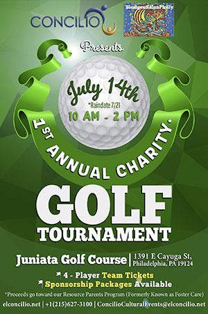 1st Annual Charity Golf Tournament