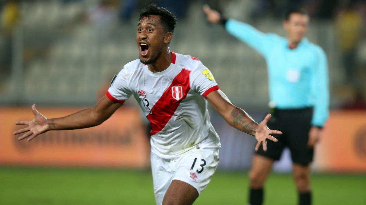 Renato Tapia - Perú