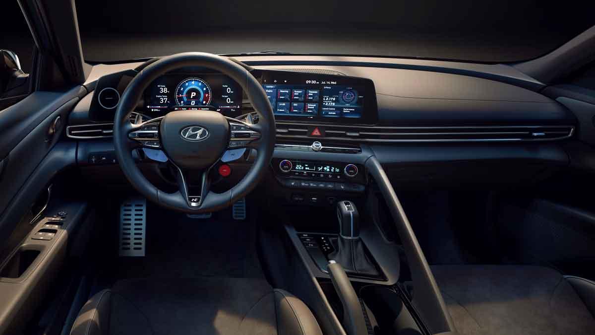 Hyundai Elantra N - El Sol Latino