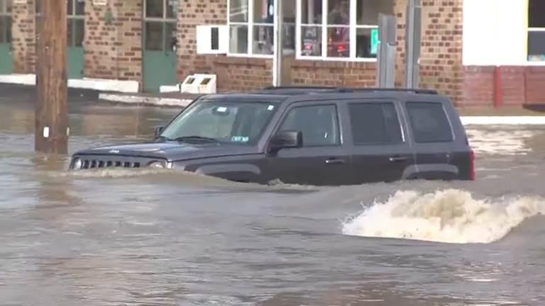 Inundación severa - El Sol Latino
