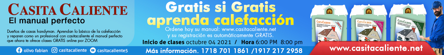 """LEARN & SAVE MONEY WITH OUR BOOK """"CASITA CALIENTE"""" El manual perfecto"""