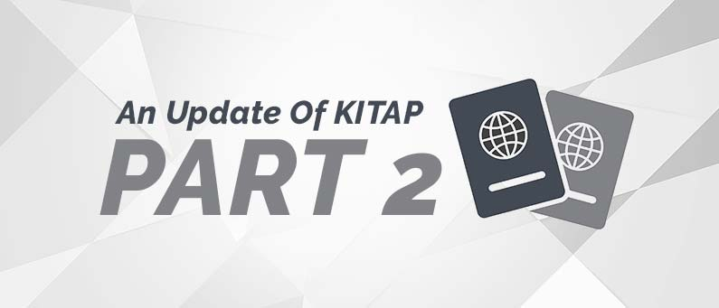 An Update Of KITAP (Permanent Stay Permit) In Indonesia Part II