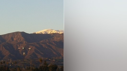 San Gabriel Mountains, Pomona Fairplex