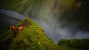 Islandia en trekking