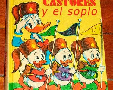 Trucos de los Jovenes Castores. Vivac