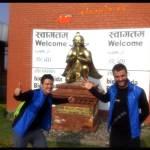 Aeropuerto Katmandu, Nepal