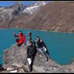 Lago de Gokyo. Lago Dudh Pokhari