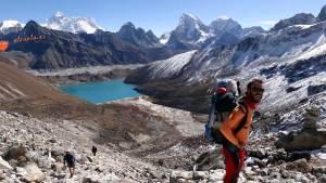 Paso de Renjo La. Nepal. Cómo escribir una carta