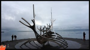 Aventura en Islandia: Reikiavik
