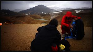 Trekking y aventura en Islandia