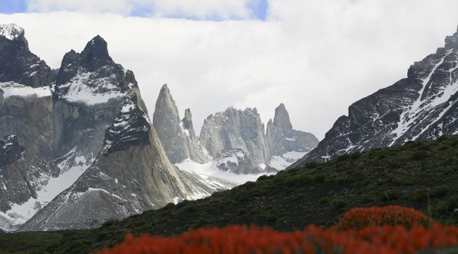 Cuernos de las Torres del Paine