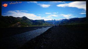 Sin estaciones sin tráfico aéreo en Islandia