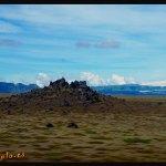 El coche en Islandia