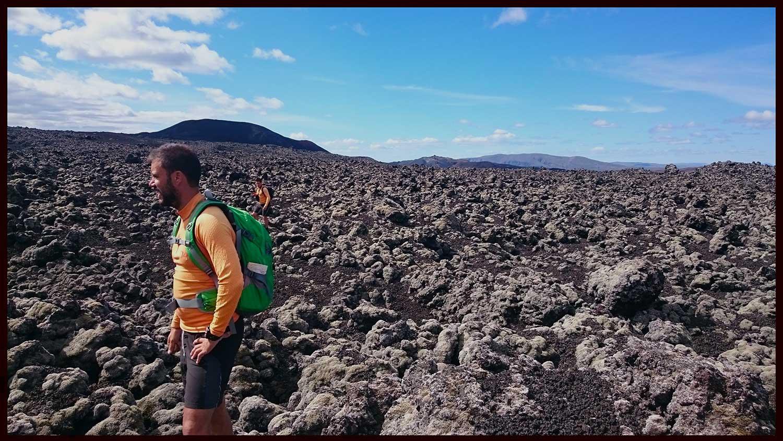 Volcán Hekla, una historia de Islandia para Semana Santa