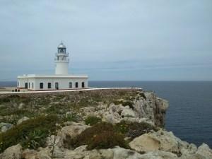 Faros de Menorca: Cavalleria
