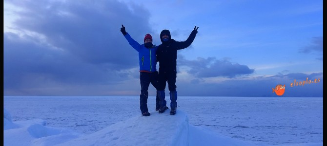 Lago Baikal, el sueño de una noche de…. Aventura en Siberia 8