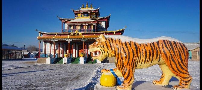 Meditación budista en el monasterio de Datsan. Ulan Ude. Siberia. Entrega 6
