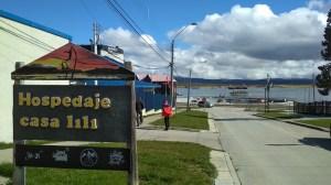 Puerto Natales para llegar a Torres del Paine
