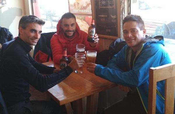 Cervezas de cuando sabes que has llegado a Patagonia