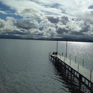 Cuando sabes que has llegado a Patagonia te encontrarás el estrecho de Magallanes