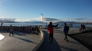 Desde Puerto Natales para llegar a Torres del Paine