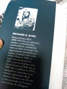 Ser aventureros con Richard Byrd Solo