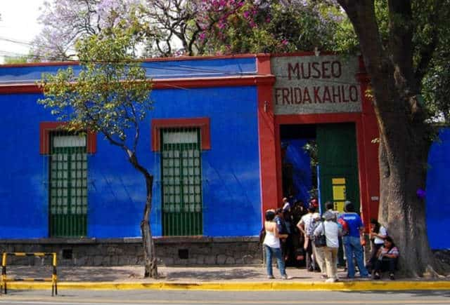 cdmx gay museo frida kahlo