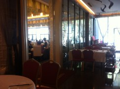 Inside for dim sum, the best of cantonese food