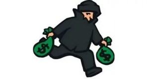 robo ladron
