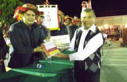 """SE PRESENTÓ EL LIBRO """"APUNTES DE TOLOLOS Y COLORADAS, PATRIMONIO CULTURAL INMATERIAL DEL MUNICIPIO DE GÓMEZ FARÍAS"""
