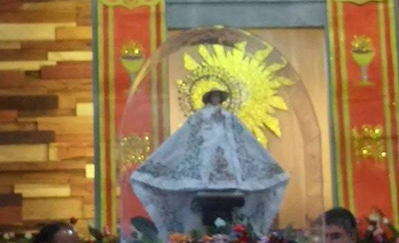 Llega la Virgen de la Defensa a Tapalpa