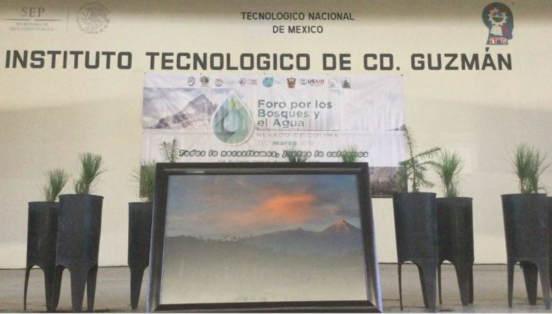 Conservar el Nevado de Colima es tarea de todos: Presidente patronato