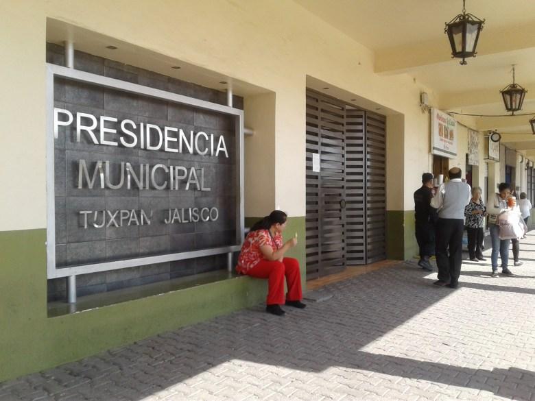 Presidente de Tuxpan afirma que heredaron dificultades de la anterior Adiministración.