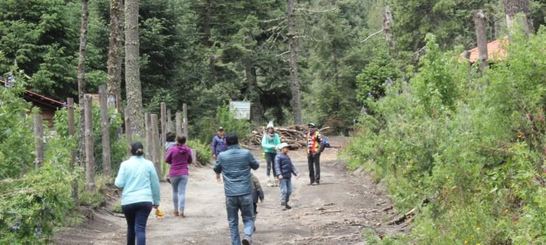 Por los senderos de Zapotlán 2017
