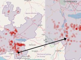 Ocurren en el sur de Jalisco 56% de los incendios forestales intencionales