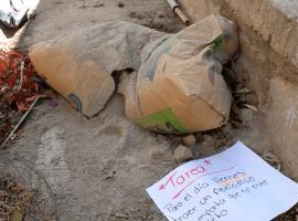 Autoridades abandonan preescolar, dejan obras inconclusas