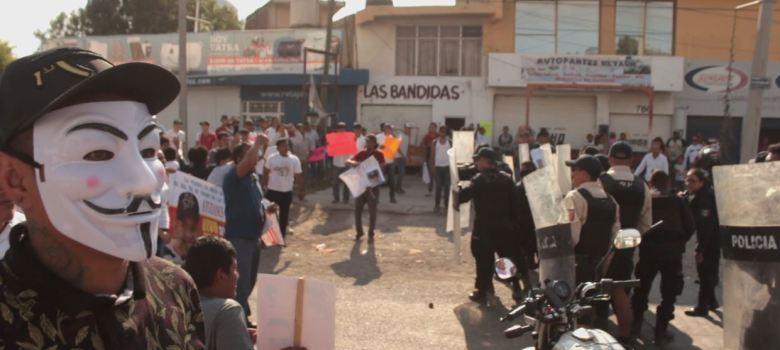 Buscamos paz y justicia, no violencia: padres de desaparecidos