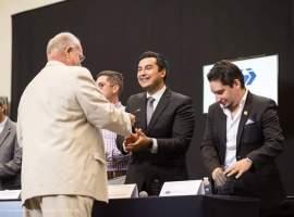 Celebran 25 aniversario del Colegio de Ingenieros
