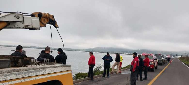Habrá barreras de contención en libramiento y seguridad permanente en la Laguna de Zapotlán