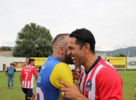 Chivas sale victorioso en el Clásico de Leyendas
