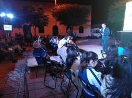 Daniel Carrión rinde informe de los primeros cien días de actividades