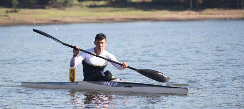 Juan Pablo Rodríguez Ovando: Remando hacia el éxito.