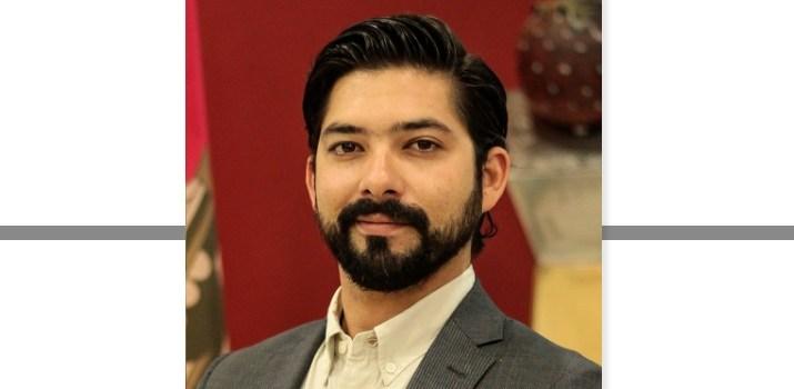 Leonardo Pelayo López en la foto oficial del Ayuntamiento de Autlán.