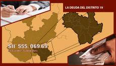 """Laudos """"ahogan"""" finanzas de municipios del sur de Jalisco"""