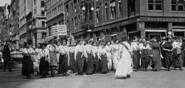 ¿Por qué se conmemora el 8 de marzo el Día de la Mujer?
