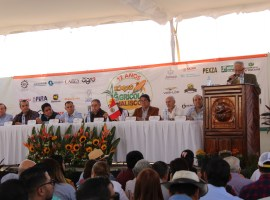 Inauguran Expo Agrícola 2019